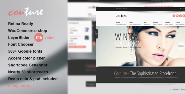 couture-fancy-woocommerce-theme
