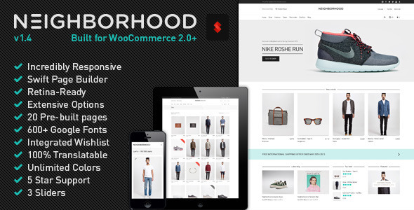 neighborhood-woocommerce-theme